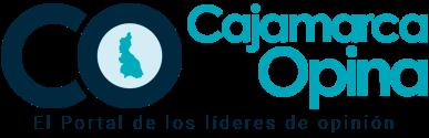 Cajamarca Opina logotipo
