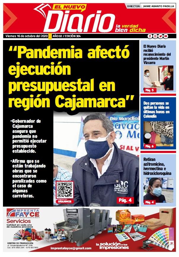 portada nuevo diario